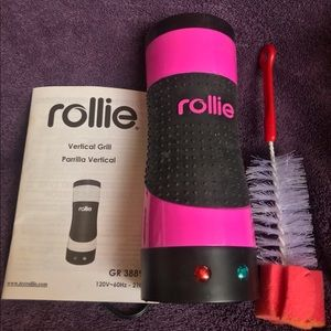 Other - Rollie vertical grill